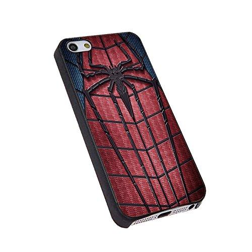 Amazing Spiderman Logo Custom for Iphone Case (iPhone 6/6S black)