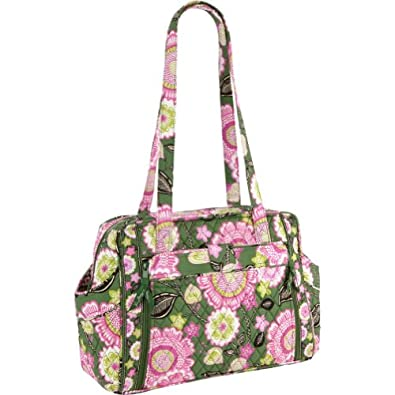 vera bradley make a change baby bag olivia pink. Black Bedroom Furniture Sets. Home Design Ideas