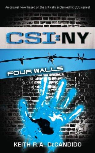 Image for CSI: New York: Four Walls