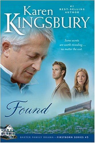 Found (Firstborn Series #3)