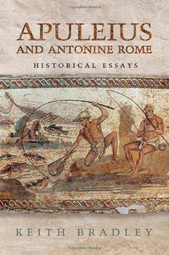 apuleius and antonine rome historical essays Amazoncom: apuleius and antonine rome: historical essays (phoenix supplementary volumes) (9781442644205): keith bradley: books.
