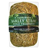 Summit 135 Clear-Water Barley Straw Bale, Treats up to 5000-Gallons