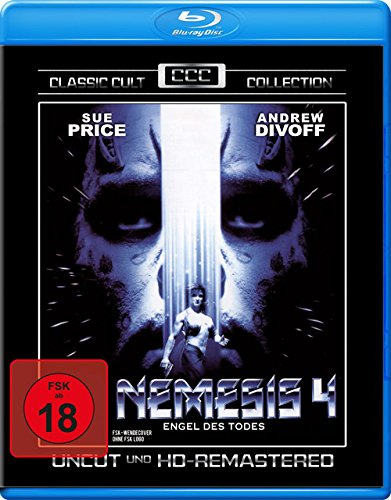 Nemesis 4 - Engel des Todes (Classic-Cult-Edition) [Blu-ray]