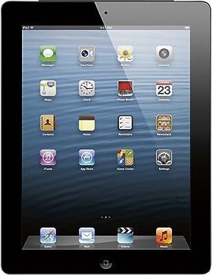 Apple iPad 3 Retina Display 16GB Black - WiFi + AT&T 4G Factory Unlocked by Apple iPad