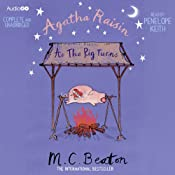 Agatha Raisin: As the Pig Turns: Agatha Raisin, Book 22 | M. C. Beaton