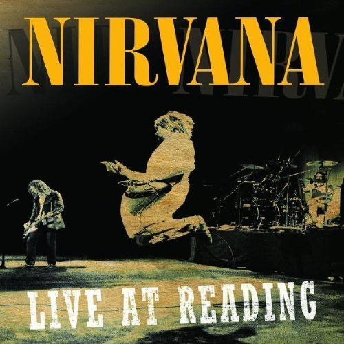 Nirvana Live Reading Cd Covers