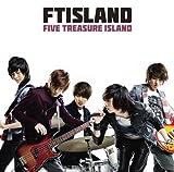 FIVE TREASURE ISLAND(初回限定盤B)(DVD付)