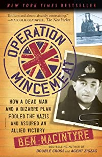 Operation Mincemeat by Ben Macintyre ebook deal