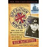 Operation Mincemeat ~ Ben Macintyre