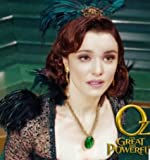Super9shop Oz The Great and Powerful Evanora Crystal Pendant necklace