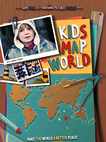 Kids Map World