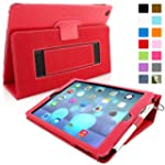 Snugg iPad Air (iPad 5) Case in Red L...