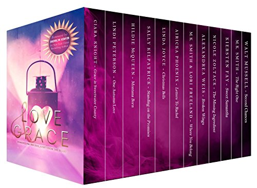 Romance for the soul, a gift from the heart. Love & Grace: A bundle of 12 Wholesome Romances with the full proceeds from all the stories benefit GRACEPOINT – A School for Dyslexia