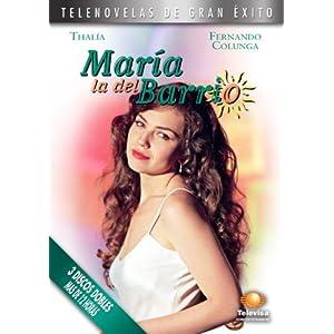Maria la del Barrio movie