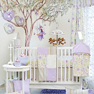 Viola 3 Piece Baby Crib Bedding Set by Glenna Jean
