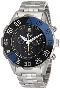 GV2 Men's Parachute Chronograph Watch 3001B