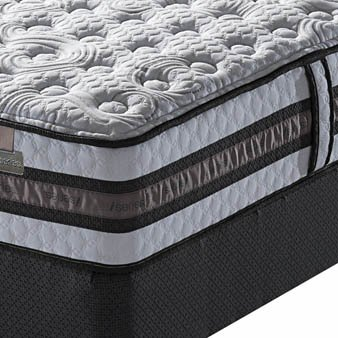 Serta Perfect Day Iseries Expression Firm Mattress (King) front-1029306
