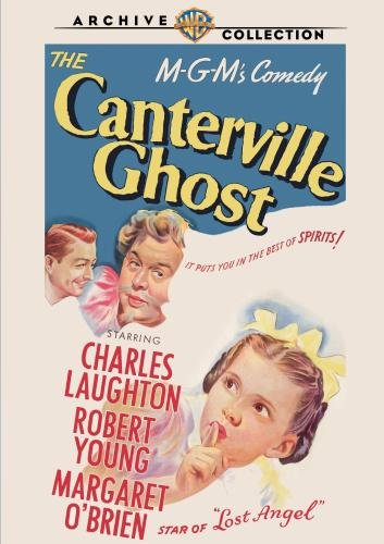 Cover art for  The Canterville Ghost