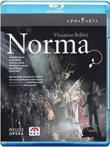 Bellini: Norma [Blu-ray] [Import]