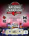 University of Louisville Cardinals 2013 NCAA Men's Basketball National Champions Composite Photo…