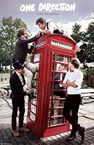 One Direction - Take Me Home Poster Print (22 x 34) by Trends International