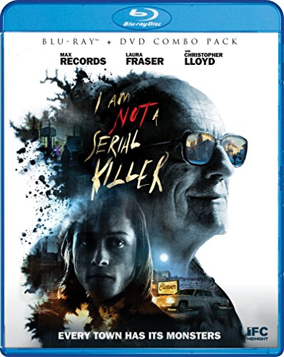 I Am Not a Serial Killer (Bluray/DVD Combo) [Blu-ray] (Killers Blue Ray compare prices)