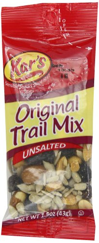Kar'S Nuts Trail Mix, Original Blend, 1.5-Ounce Bags (Pack Of 72)