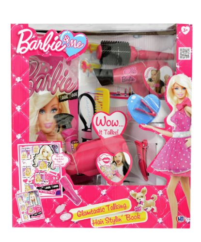 Barbie & Me - Lookbook parrucchiera