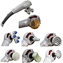 EASY DEAL INDIA MAGIC MASSAGER WITH 7 ATTACHMENTS
