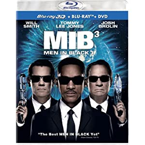 "Will Smith is once again Agent J in ""Men In Black III."""