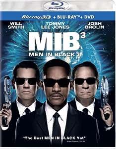 MEN IN BLACK 3 3-D
