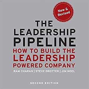 The Leadership Pipeline 2E Audiobook