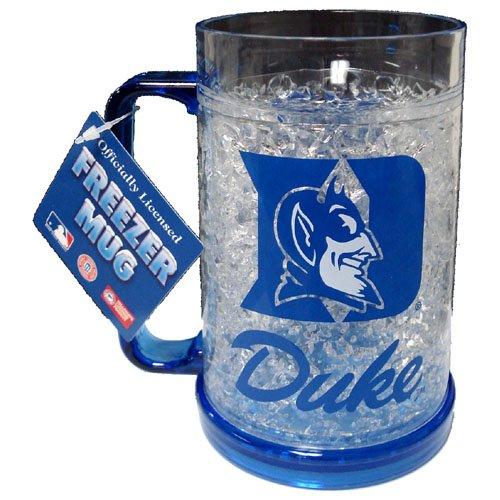 Duke Blue Devils Crystal Freezer Mug at Amazon.com