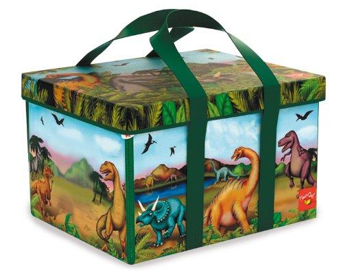 Neat-Oh! ZipBin Dinosaur Medium Play Set