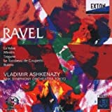 Ravel: La Valse; Miroirs; Tzigane; Le Tombeau de Couperin; Bolero