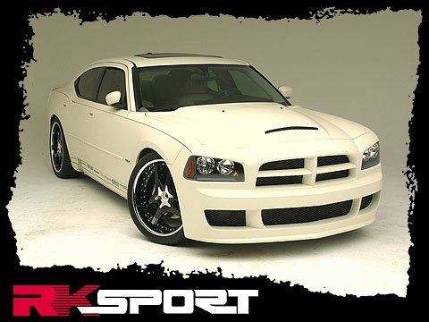 Dodge Charger Hood Functional Ram-Air Hood Fits