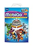 Vtech Mobi Handheld Portable Learning System Super Squad Hero's Software