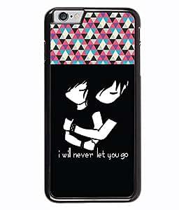 PrintVisa Quotes Designer Back Case Cover for Apple iphone 6 Plus (5.5 inches) -D4851