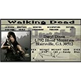 Daryl Dixon -Walking Dead - Collector Card