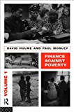 img - for Finance Against Poverty Volume 1 book / textbook / text book
