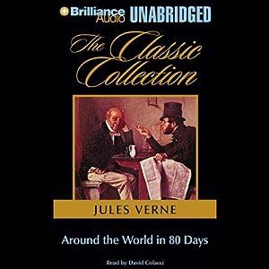 Around the World in 80 Days | [Jules Verne]