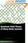 Quantum Field Theory of Many-Body Sys...