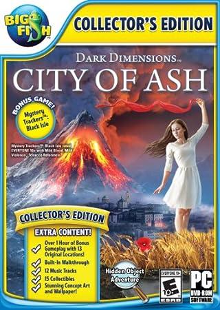 Dark Dimensions 3: City of Ash with Bonus - PC/Mac