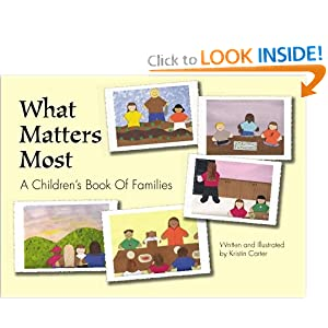 What Matters Most: A Children's Book of Families