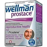 Vitabiotics Wellman Prostate Tablets - 60 Capsules