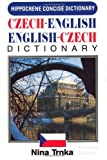 img - for Czech-English / English-Czech Dictionary (English and Czech Edition) by Nina Trnka (1990-11-01) book / textbook / text book