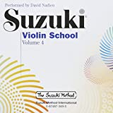 Suzuki Violin School, Vol. 4