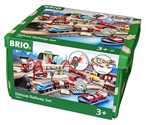 Brio 33052 Deluxe Railway Set