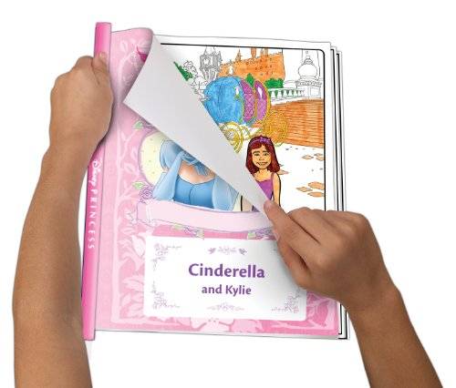 Imagen 3 de Disney Princess Crayola Historia Studio Craft Kit
