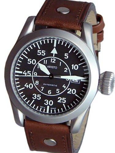 Aristo 3H32 40mm Automatic Pilot's Watch